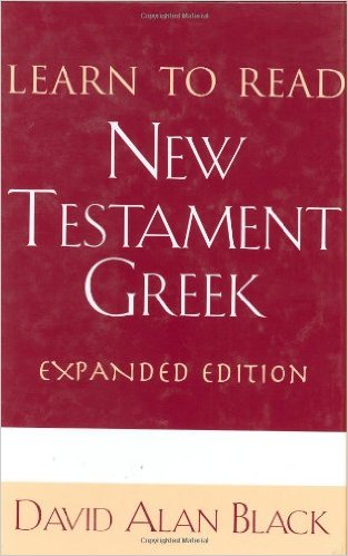 Image for Learn to Read New Testament Greek