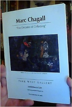 "Image for Marc Chagall ""Five Decades of Collecting"""