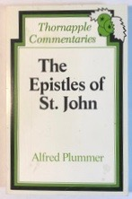 Image for Epistles of St. John (Thornapple Commentaries)