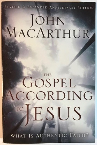 Image for The Gospel According to Jesus (Anniversary Edition)