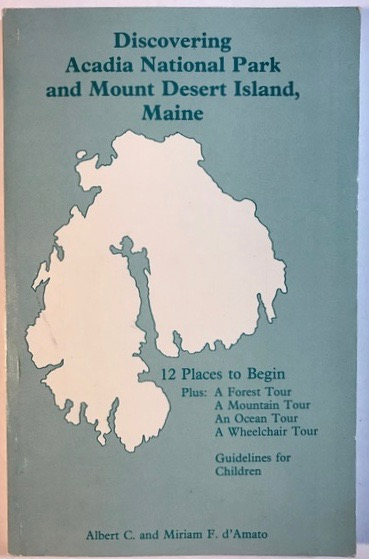 Image for Discovering Acadia National Park and Mount Desert Island, Maine