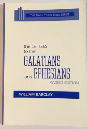 Image for The Letters to the Galatians and Ephesians (Daily Study Bible Series)