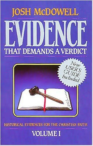 Image for Evidence That Demands a Verdict, Volume 1: Historical Evidences for the Christian Faith
