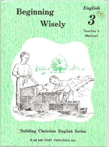 Image for Beginning Wisely : Teacher's Manual