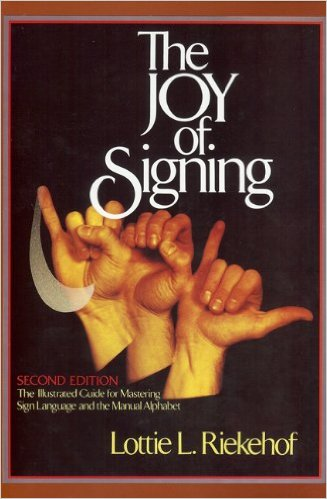 Image for The Joy of Signing