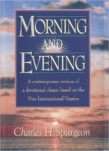 Image for Morning and Evening, NIV version