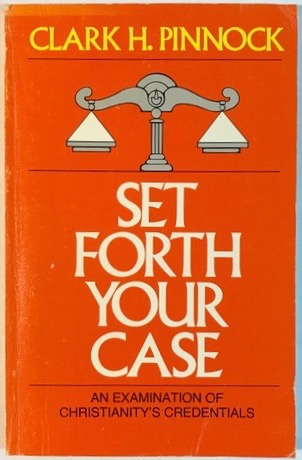 Image for Set Forth Your Case: An Examination of Christianity's Credentials