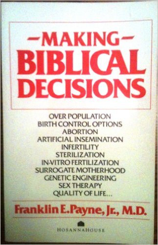 Image for Making Biblical Decisions