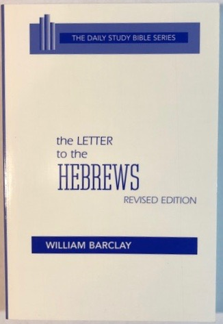 Image for The Letter to the Hebrews (The Daily Study Bible Series)