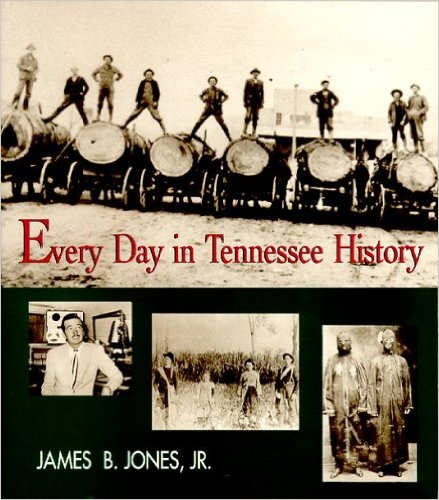 Image for Every Day in Tennessee History