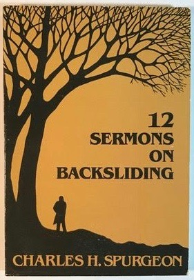 Image for Twelve Sermons on Backsliding