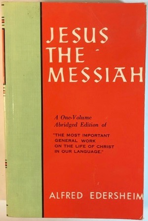 Image for Jesus the Messiah: A One-volume Abridged Edition
