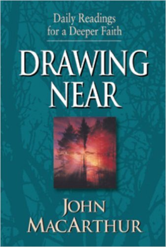 Image for Drawing Near: Daily Readings for a Deeper Faith