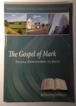 Image for The Gospel Of Mark: People Responding to Jesus