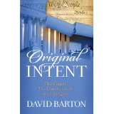 Image for Original Intent: The Courts, the Constitution, & Religion