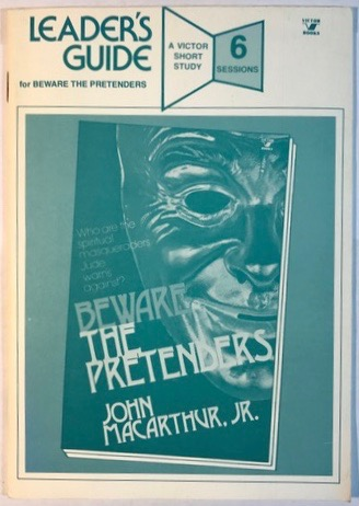 Image for Leader's Guide for Group Study of Beware the Pretenders