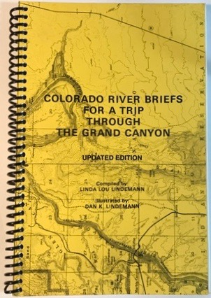 Image for Colorado River Briefs for a Trip Through the Grand Canyon (Updated Edition)