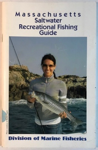 Image for Massachusetts Saltwater Recreational Fishing Guide
