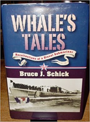 Image for WHALE'S TALES: Recollections of a Diesel Submariner