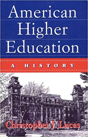 Image for American Higher Education: A History