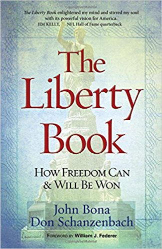 Image for The Liberty Book: How Freedom Can & Will Be Won