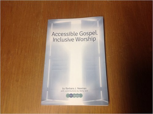 Image for Accessible Gospel, Inclusive Worship