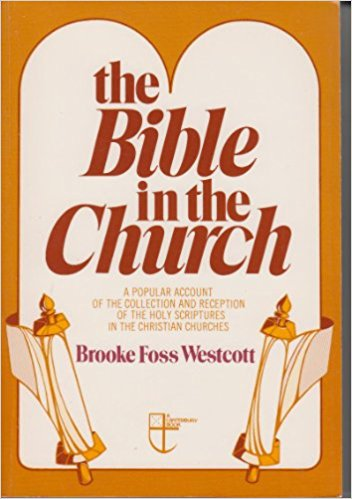 Image for The Bible in the Church