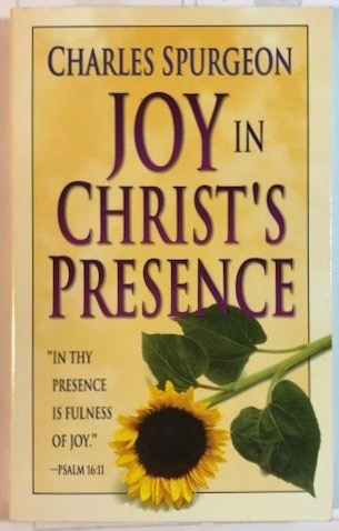Image for Joy In Christ's Presence