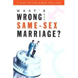 Image for What's Wrong with Same-Sex Marriage