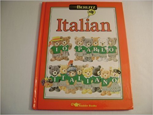 Image for Berlitz Jr. Italian