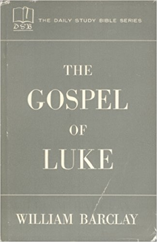 Image for The Gospel of Luke (The Daily Study Bible Series)