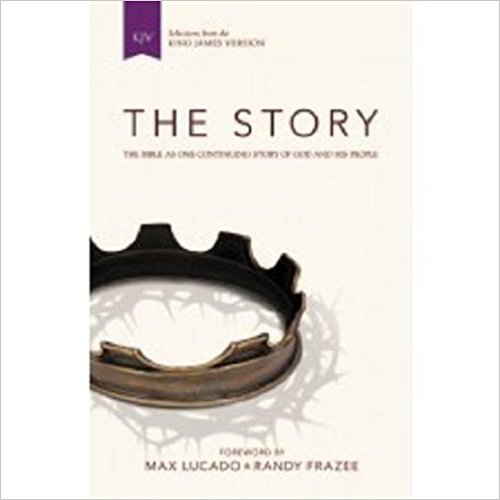 Image for The Story: The Bible As One Continuing Story of God and His People (KJV)