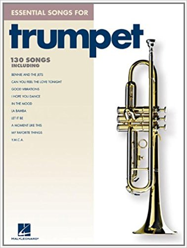 Image for Essential Songs for Trumpet