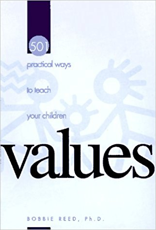 Image for 501 Practical Ways to Teach Your Children Values