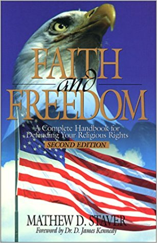 Image for Faith & Freedom: A Complete Handbook for Defending Your Religious Rights