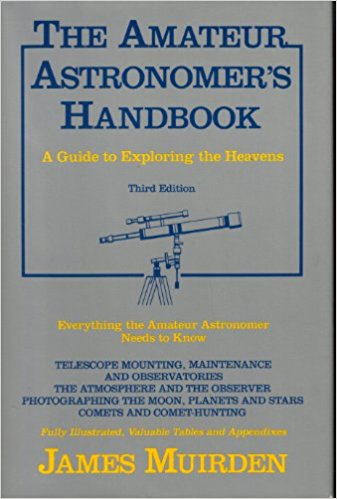 Image for The Amateur Astronomer's Handbook