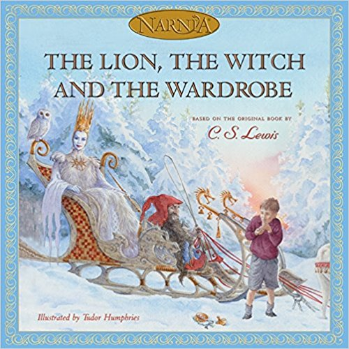 Image for The Lion, the Witch and the Wardrobe (picture book edition) (Chronicles of Narnia)