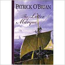 Image for The Letter of Marque (Thorndike Press Large Print Basic Series)