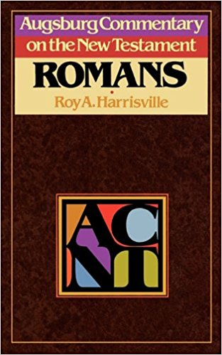 Image for Romans (Augsburg Commentary on the New Testament)