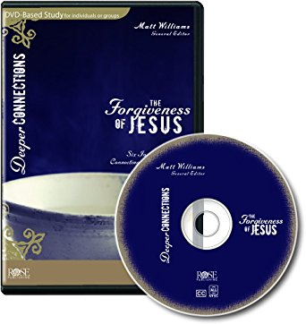 Image for The Forgiveness of Jesus DVD-Based Bible Study - Deeper Connections Series (2017)