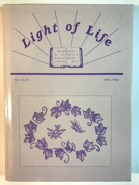 Image for Light of Life, Vol. 10-14 (1990-1994)