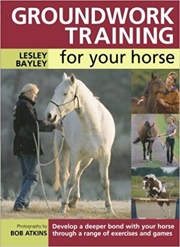 Image for Groundwork Training for your Horse: Develop a Deeper Bond with Your Horse Through a Range of Exercises and Games