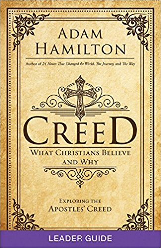 Image for Creed Leader Guide: What Christians Believe and Why