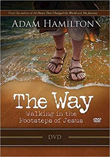 Image for The Way: DVD: Walking in the Footsteps of Jesus