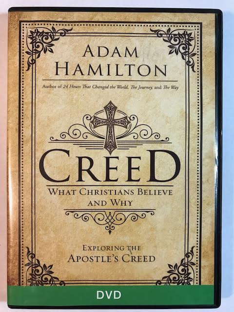 Image for Creed: What Christian's Believe and Why - Exploring the Apostles Creed (DVD)