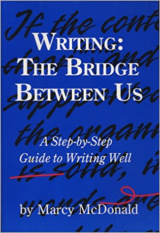 Image for Writing: The Bridge Between Us (Teacher's Manual)