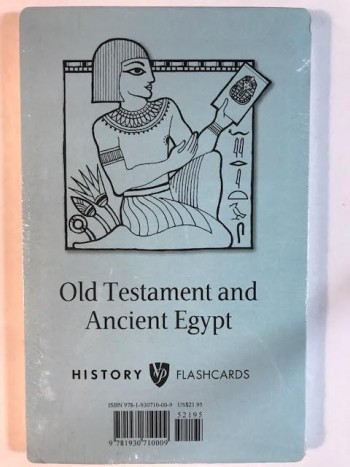 Image for Old Testament and Ancient Egypt Flashcards