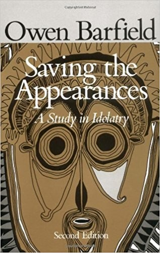 Image for Saving the Appearances: A Study in Idolatry