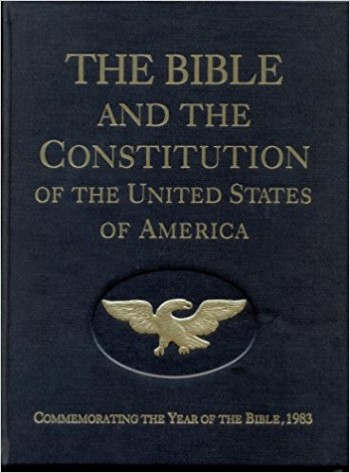 Image for The Bible and the Constitution of the United States of America