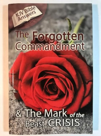 Image for The Forgotten Commandment & The Mark of the Beast Crisis